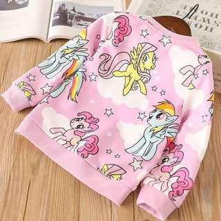 🚚 BN little pony pink jacket cardigan