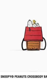 PREORDER - ZARA Snoopy Kids Bag