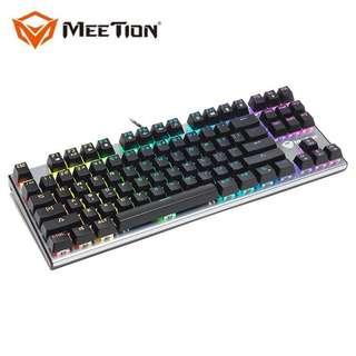 RGB Backlit Mechanical Gaming Keyboard