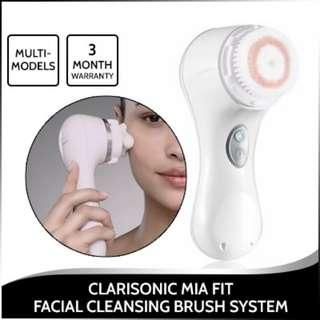 Clarisonic Mia Fit Facial Cleansing Brush System/lipstick/laneige