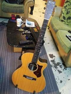Martin Co. GPCPA4 Rosewood acoustic guitar