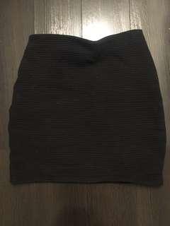 Aritzia Wilfred free medium cotton skirt