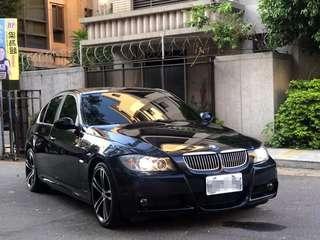 BMW325I 07年 超貸 過件率99%