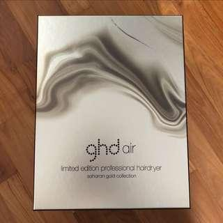 GHD air dryer (limited edition - Saharan in gold)