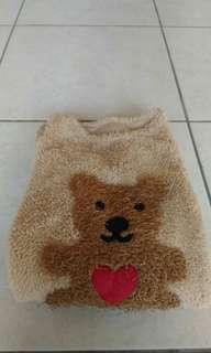 🚚 小熊毛毛衣