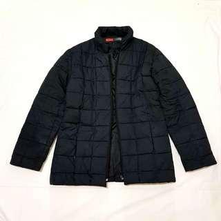 Classic Black Puff Jacket