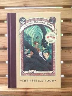 A Series of Unfortunate Events: The Reptile Room