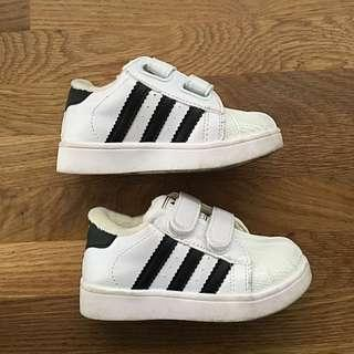 AA adidas shoe for little boys