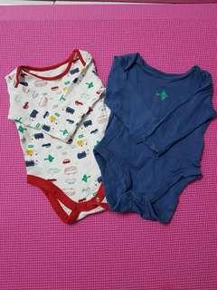 Mothercare Rompers 2 for 15