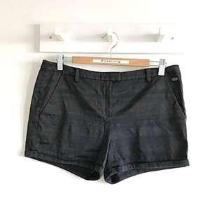 Plus Size Preowned Espirit edc Size 40 (XL) Black Shorts @sunwalker