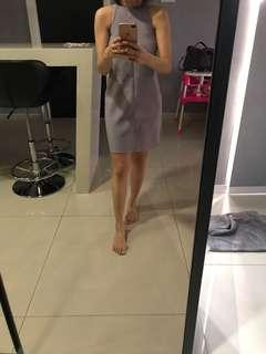 Office dress grey