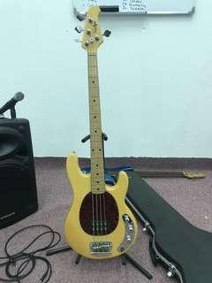 Olp by musicman bass