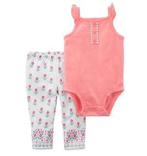 BN *18M* Sweet Peach set
