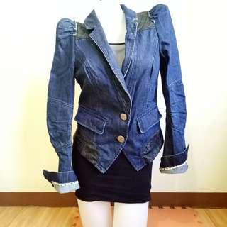 Denim Korean Jacket