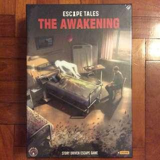 Escape Tales: The Awakening escape room card game