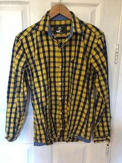 Earthkeepers Plaid Longsleeves