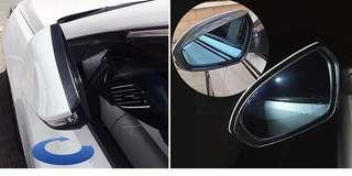 Hyundai Elantra folding mirror with heater and tinted mirror
