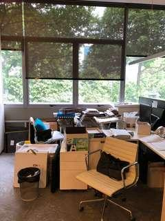 fully fitted office for rental!!