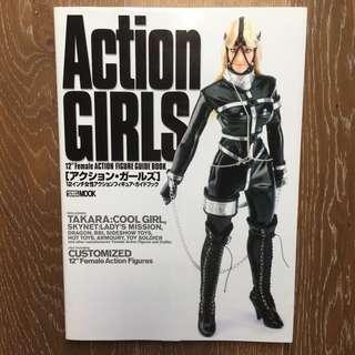 Action Girls Figure 12吋 手造 女主角 figure 專輯 military sci Gi resident evil SM sexy pure 飛虎 SDU US Army Navy Tamara Cool Soldier 美軍 Lolita Doll
