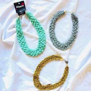 99 each! Collar Necklace