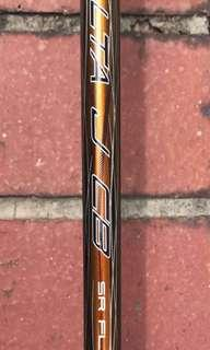 Ping G400max S R shaft for sale