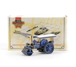 罕有中古 Matchbox Collectables YAS03-1 Aveling and Porter Steam Roller