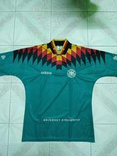 Germany away 1994 jersey