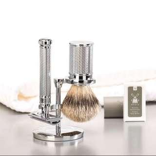 Muhle Traditional Shaver Set