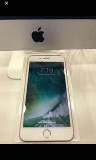 IPhone 8 Plus 256gb Gold 18month warranty
