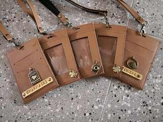 Christmas Gifts- Customised Lanyards/ Personalized/ Office Card Holder
