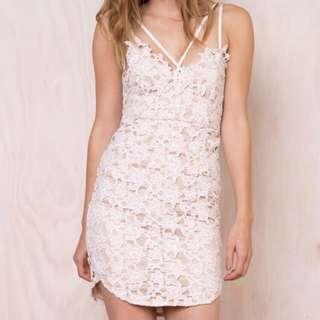 🚚 Princess Polly Vivian Rose Lace Dress