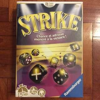 Strike party game