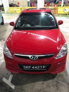 Hyundai i30 1.6a weekly rental $310 No Deposit