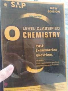 O level chemistry (Past Examination questions)
