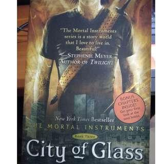 The Mortal Instrument City Of Glass