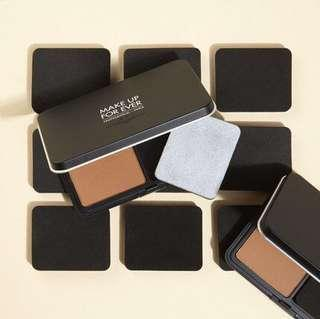 Make Up For Ever Velvet Matte Foundation Powder