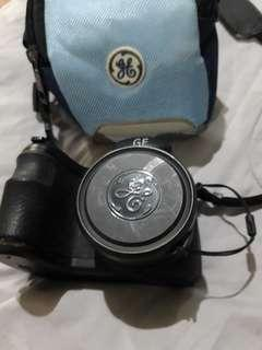 Ge x500 digital camera