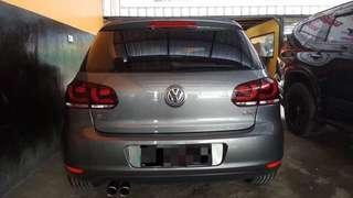 VW Golf MK6 LED Taillight