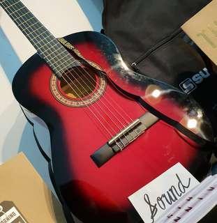 Brand New Guitar Suzuki