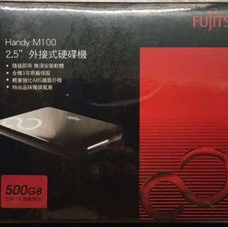 🚚 Fujitsu 2.5 寸外接式硬碟機