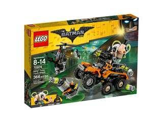 Christmas Gift - LEGO® Batman™ Movie Bane ™ Toxic Truck Attack