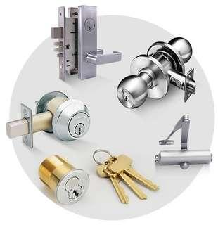 Locks and access system repairs