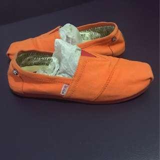 Turun harga !!! Wakai Orange authentic special edition one tone