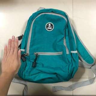 Small Turquoise Backpack