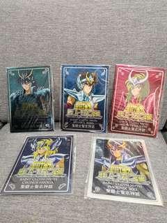 全新 Bandai 聖衣神話 鐵牌