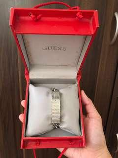 Authentic GUESS Chain Watch