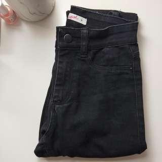 Black Supre Jeans