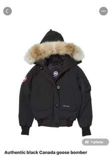 Reselling canada goose