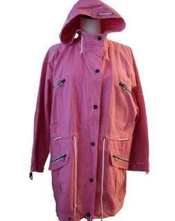 Vintage Bubblegum Pink Coat