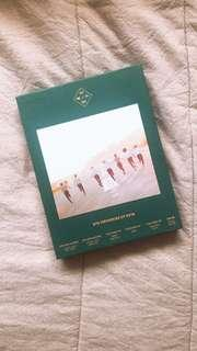 MAKE OFFER BTS MEMORIES OF 2016 NO PHOTOCARD